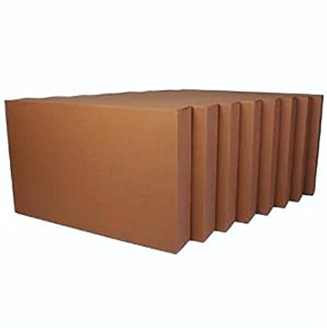 amazon com frame moving boxes 28x4x37 pack of 8 office products