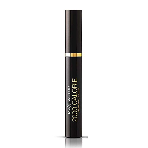 Max Factor Black Mascara (Max Factor 2000 Calorie Dramatic Volume Mascara Black, 9ml)