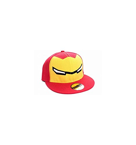 Casquette snapback Marvel - Civil War Iron Man