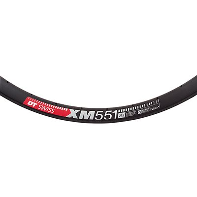 DT Swiss RR 511 700c Tubeless-Ready Road Rim 28h Black includes Squorx