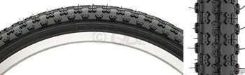 KENDA K50 BMX Tire 20 x 2.125 Black Steel