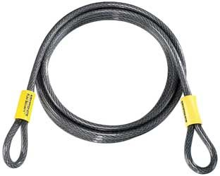 - Kryptonite Kryptoflex Looped Cables - 4'/--