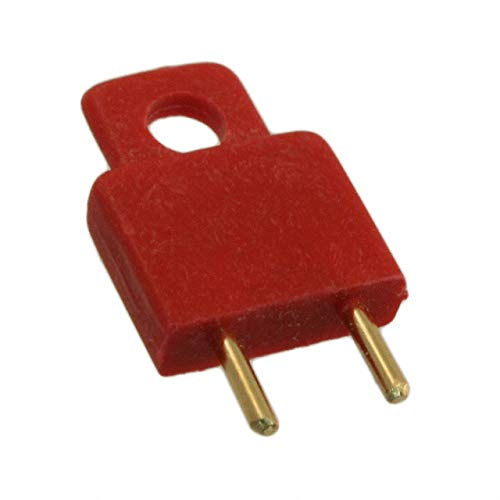 1460R Keystone Electronics Connectors, Interconnects Pack of 50 (1460R)