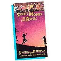 Singing for Freedom [VHS] - Rock Mall Little In