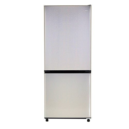 10 cu. ft. Built-in Bottom Freezer Refrigerator in Stainless Steel