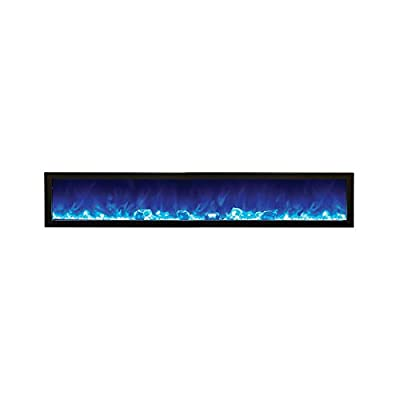 Amantii Outdoor Panorama Series Deep Electric Fireplace