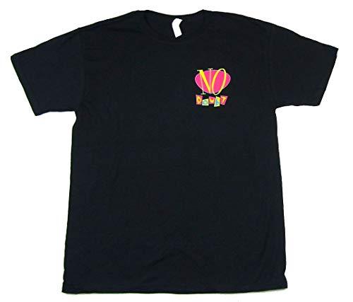 No Doubt Tragic Kingdom Logo Black T Shirt (XL)