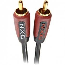- Nxg Basix Stereo Audio RCA to RCA- 3M