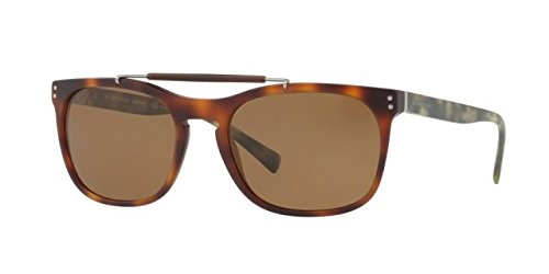 Sunglasses Burberry BE 4244 F 362283 MATTE LIGHT HAVANA