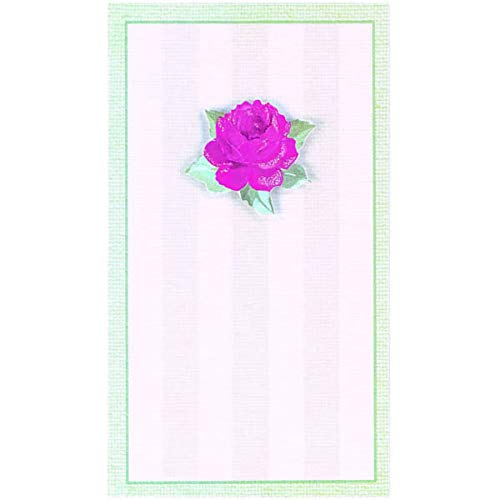Traditional Rose Imprintable Invitations | Party Supply | 48 Ct ()