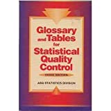 img - for Glossary & Tables for Statistical Quality Control book / textbook / text book