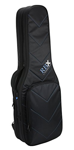 Reunion Blues RBX2E Double Electric Guitar Bag (Best Double Neck Guitar)