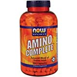 Now Foods Amino Complete - 360 Cap 6 Pack