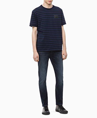 Blue Slim Jean Klein Men's Calvin Black Ckj Fit 026 7UTZ0WcqAw
