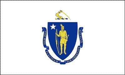 - Massachusetts State Flag 3x5 3 x 5 Brand NEW Banner