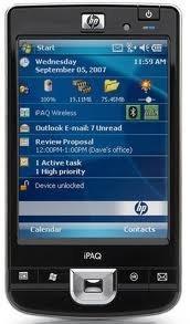 HP iPAQ 211 Enterprise Handheld - PDA