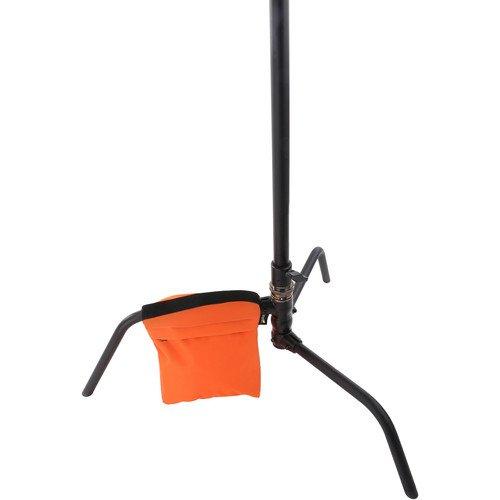 Impact Empty Saddle Sandbag - 18 lb (Orange Cordura)(6 Pack) by Impact (Image #2)