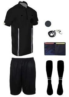 65029e116da Amazon.com: Winners Sportswear USSF Pro Soccer Referee Jersey ...
