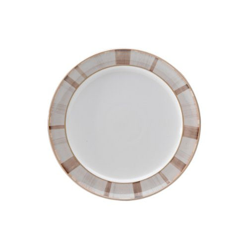 - Denby Truffle Layers Wide Rimmed Dessert/Salad Plates, Set of 4