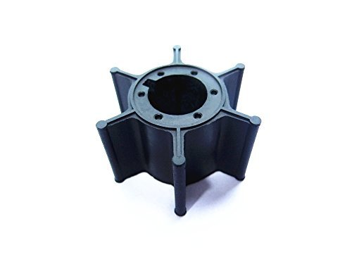 Impeller 662-44352-01 662-44352-01-00 18-3063 for Yamaha 6HP 8HP 15HP Outboard Motor (6A 6B 8B 15A) / Mercury Mariner Mariner part 47-95611M 47-81242M