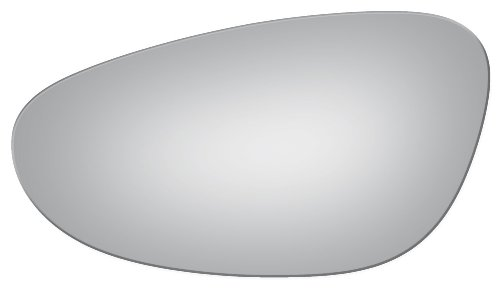 Flat Driver Left Side Replacement Mirror Glass for 1999-2005 Porsche 911