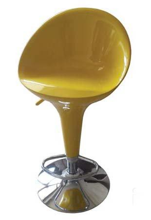Acme Furniture 17716 STOOLS - SET OF 2 - yellow