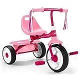 Radio Flyer Girls' Fold 2 Go Trike, Baby & Kids Zone