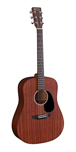Martin Road Series DRS1 Dreadnought Acoustic-Electric Guitar Natural