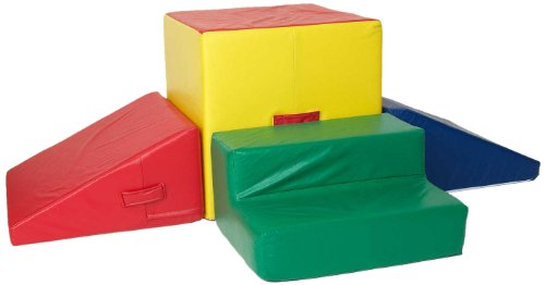 Foamnasium Gymnasium School Age Seating Set