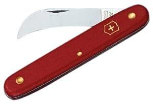 Victorinox okuliermesser, nylon rojo