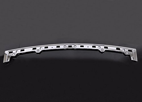 Liquor New For Jeep Grand Cherokee 2011 2012 2013 2014 2015 ABS Electroplating Rear Bumper Step Protector Guard Plate