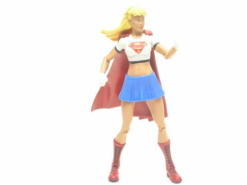SUPERHEROES JUSTICE LEAGUE UNLIMITED SUPERGIRL