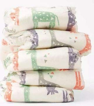 - The Honest Company - Eco-Friendly and Premium Disposable Diapers - Giraffe, Newborn Size (<10lbs.) 32 Ct.