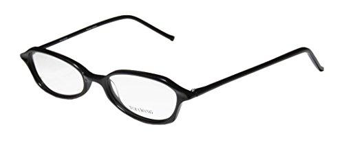 Vera Wang V38 Womens/Ladies Optical Clearance Designer Full-rim Eyeglasses/Eyewear (51-17-140, - Designer Clearance Mens