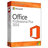 Microsoft Office 2016 Professional Plus for Windows 7 / 8 / 10 PC - Product Key - Delivered via Tracked Post