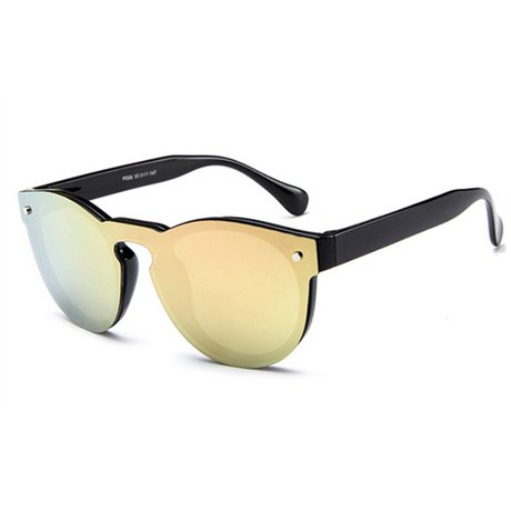 estilo sol Color Pink de nbsp; Gafas GGSSYY claro caramelo de sol nbsp; azul Gafas transparentes de nbsp;lentes nbsp;nuevas hombres nbsp;plástico Gafas RaEx76