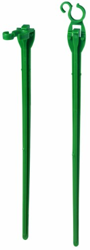 Adams Christmas 9104-99-1640 8-Inch Light Stakes, 25-Pack]()