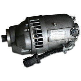 PT 300 38 RPM Replacement Motor and Gear Box for RIDGID 300 and 535 Pipe Threader Motor ()