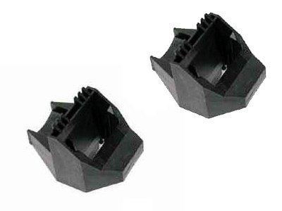 BMW e46 e85 Radiator Mounting Bracket Lower ( x2 brackets ) clips fasteners