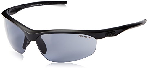 Tifosi Veloce Tactical Sunglasses,Matte Black,68 mm