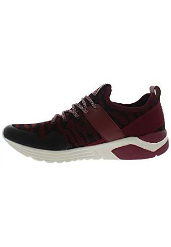 Fly London SALO825FLY, Women's Mid Heel, RED, 35 EU