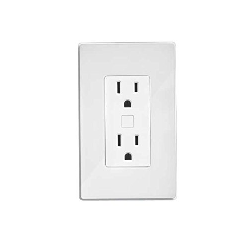 Quirky POTLK-WH02 Outlink Smart Remote Outlet, Works with Alexa by Quirky (Image #2)