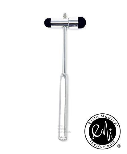 EMI Buck Neurological Reflex Hammer with Needle and Brush - Black
