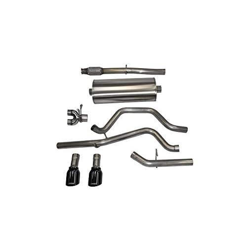 Low Cost Exhaust >> Low Cost Corsa 14869blk Cat Back Exhaust System Nieuw