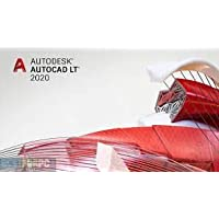 AutoCAD 2020 32/64-Bit 3-Year License for Windows || Same-Day Delivery || Digital License Only! || (No CD/Media