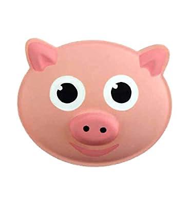 "K&A Company Bag Clip - Talking Pig, 2.25"" x 1.75"" x 1 lbs"