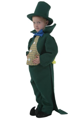 [Big Boys' Munchkin Mayor Costume Medium] (Mayor Costume Child)