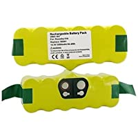 iRobot ROOMBA 571 Vacuum Cleaner Battery (NIMH 14.4V 3500mAh) - Replacement For Roomba 500 Vacuum Battery
