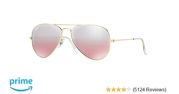 ac4ffede4df3e7 Amazon.com  Ray Ban RB3025 Metal Aviator Sunglasses  Shoes