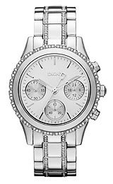 DKNY Chronograph with Glitz Women's watch #NY8706